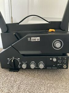 Sankyo 501 Super 8 Sound Projector in Original Box