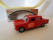 Vintage - 1/43 - A21 Mebetoys - Fiat 1500 Vigili del Fuoco - Made in Italy (Box)