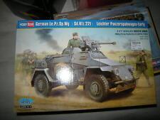 1:35 hobby Boss German le. pz. sp. WG sd.kfz.221 más fácil panzerspaehwagen earlyovp