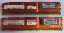 Hynix HYMP 512F72BP8N2-Y5 2 GB (2x1GB) 2Rx8 PC2-5300F DDR2-667MHz ECC Memoria