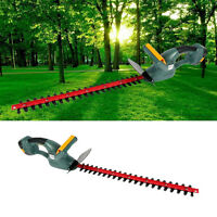 New 18V Cordless Battery Powered Hedge Trimmer rechargeable Garden power tools