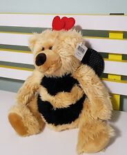 DARRELL LEA BEE TEDDY BEAR LOVE BUG BEAR 29CM GORGEOUS TOY!
