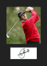 SEVE BALLESTEROS #1 Signed Photo A5 Mounted Print - FREE DELIVERY