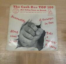 THE CASH BOX TOP 100: R. HENDERSON et P. RICH, 45 T 4 Titres, LIDO DLS 012