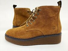 Timberland Women's Bluebell lane lace-up boots nubuck size 7.5