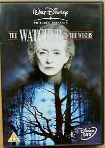 The Watcher in the Woods DVD 1980 Walt Disney Horror Classic w/ Bette Davis