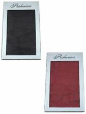 Sciarpe, foulard e scialli da donna pashmine neri