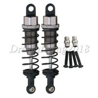 2P Titanium RC 1:12 Aluminum Alloy Front Shock Absorber 0016 for WL 12428 12423