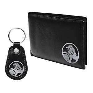 Holden Leather Wallet & Keyring Gift Pack V8 Supercars HSV