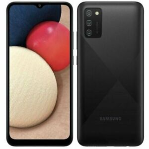 6.5'' 4G Samsung Galaxy A02s 32GB 3GB Dual Sim Smartphone NFC New & Unlocked