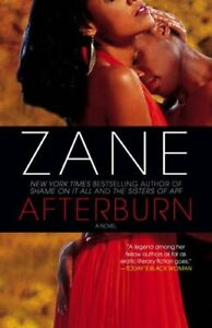 AFTERBURN: A Novel by Zane Paperback Book The Fast Free Shipping