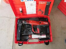 HILTI DX-76 MX powder actuated tool kit #285794  NEW   (593)