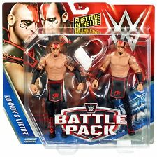 WWE ASCENSION FIGURES TAG TEAM BATTLE PACK 37 VIKTOR & KONNOR FIRST IN LINE NXT