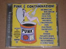 PUNK E CONTAMINAZIONI (MEGANOIDI, MORAVAGINE, PORNORIVISTE, DEROZER) - 2 CD