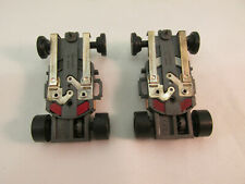 AURORA AFX 2 MAGNATRACTION CHASSIS ~ MINT ~ TUNED & OILED ~ NEW SILICONE TIRES 5