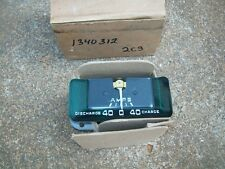 NOS MoPar 1950 50 Dodge Deluxe Custom Amp Ammeter Gauge 1340312