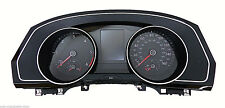 VW PASSAT 3g b8 DIESEL STATION WAGON strumento color instrument cluster 3g0920951 118km!