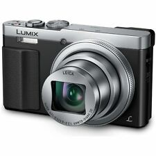 Panasonic TZ70 12MP 30X Zoom Compact Digital Camera - Silver (B-Grade)