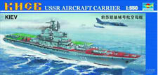 Trumpeter 05207 1/500 Scale KIEV/MINSK 2in1 USSR Aircraft Carrier Static Model