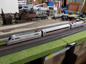 ROCO ICE, ELECTRIC TRAIN SET, SCALE HO