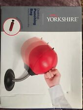 Yorkshire Desktop Punching Bag Perfect For Home Or Office Air Pump Included