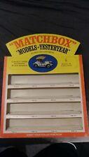 Matchbox Store Display