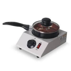 1 Lattice Electric Chocolate Melting Pot Machine Melter Nonstick Pot 30℃-80℃ CE