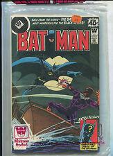 DC WHITMAN VARIANT SEALED 3 ISSUE PREPACK BATMAN DC COMICS PRESENTS FLASH