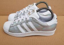 REGNO Unito misura 4.5 Adidas Climacool Gazzella Boost Scarpe da Ginnastica RunningBlu
