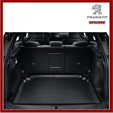 Genuine Peugeot 3008 SUV 2017 On Boot Liner Protection Tray (Retractable Floor)