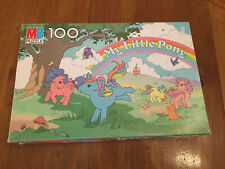 1985 My Little Pony 100 Piece Puzzle