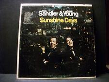 SANDLER & YOUNG Sunshine Days LP ST-2854