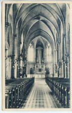 CP 57 Moselle - Moyeuvre-Grande - Intérieur de l'Eglise