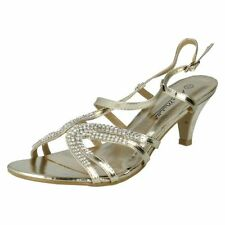 Formal Buckle Sandals for Women