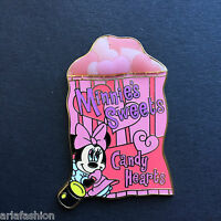 Spotlight Bag of Candy Collection Minnie's Sweets Candy Hearts Disney Pin 55132