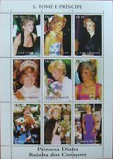 Sao Tome & Principe,Princes Diana,1 M/Sh,MNH**.WS 059a
