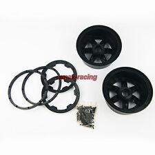 Front wheel rim bead lock for HPI Rovan KM baja 5B SS