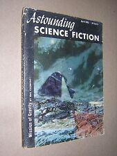 ASTOUNDING SCIENCE FICTION. APRIL 1953. VOL 51. No.2. SF PULP MAGAZINE