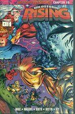 Wildstorm Rising #2 Wildcats Gen Newsstand $1.95 Price Variant B Image NM/M 1995