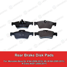 REAR Brake Pads For Mercedes-Benz X164 W164 W251 ATE