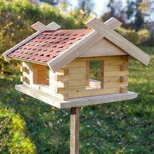Vogelhaus Bausatz (groß), Futterhäuschen,Futterspender,Garten,Holz