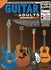Progressive Guitar for Adults Turner Gelling Koala Publications P. 9789829118042