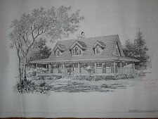 Country Cottage Style HOUSE PLANS