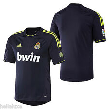 2d4a6690aa4 adidas Real Madrid FC 2012 13 Away Soccer Jersey L X21992