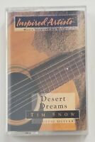 Tim Snow Desert Dreams Cassette 1995 North Word Press Music Inspired By Nature