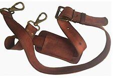 Leather Adjustable Bag Strap, Shoulder Strap, Replacement Handbag Cross Body