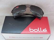 afde8fb6f68f86 Bolle Brisbane Sunglasses with TNS Lens Shiny Gunmetal - Brand New
