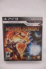 Mortal Kombat (Sony PlayStation 3, 2011)