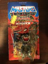 MOTU,VINTAGE,MOSQUITOR,Masters of the Universe,MOC,sealed,carded,He-man
