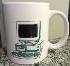 Vintage 1990's Information Technology Group Desktop Computer Revealing Mug....e